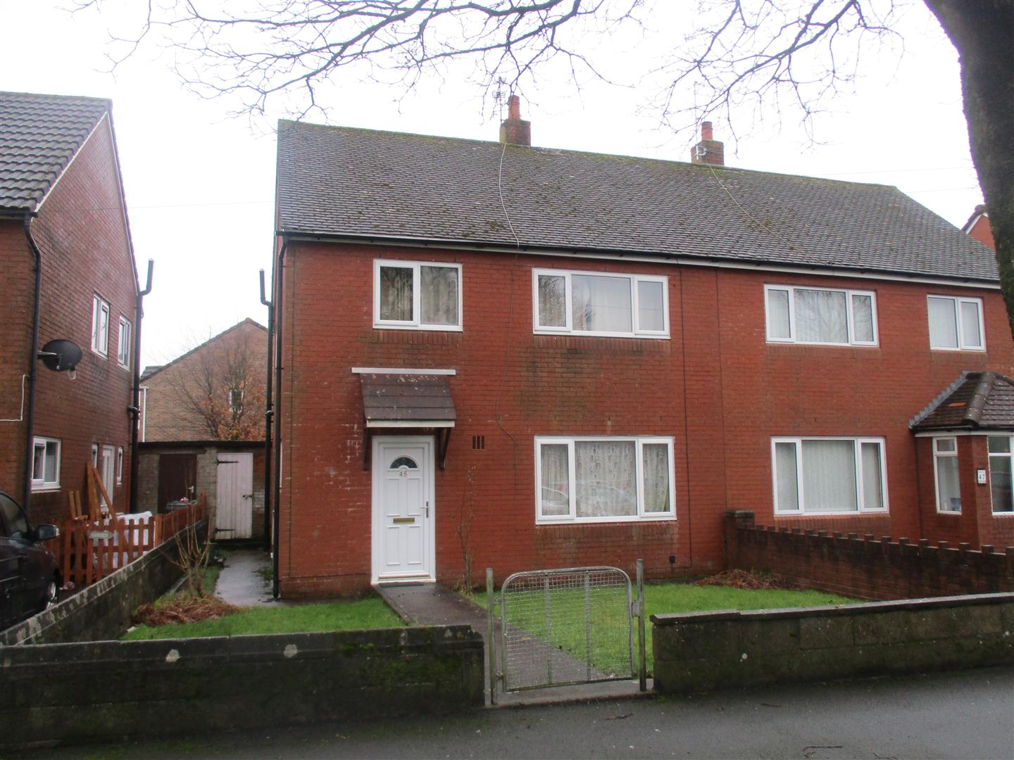 3 Bedrooms Semi Detached House for sale in Lydstep Crescent, Cardiff